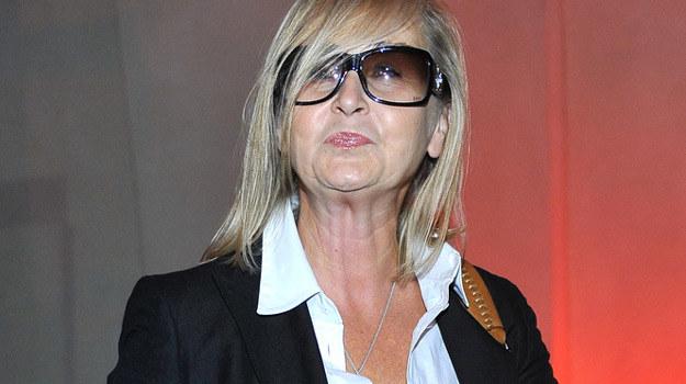 Elżbieta Skrętkowska zdradziła, że przygotowuje nowy autorski program. /AKPA