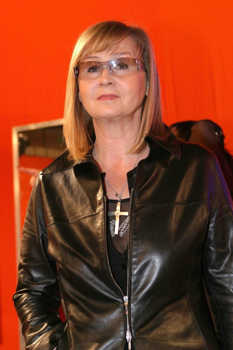Elżbieta Skrętkowska /Krzysztof Jarosz /Agencja FORUM