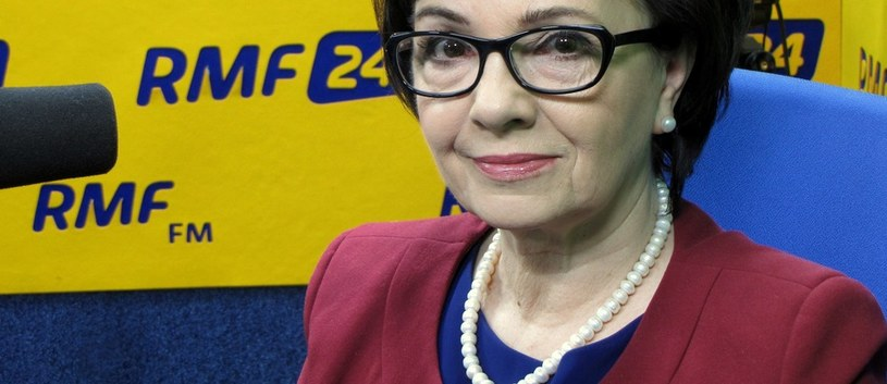 Elżbieta Witek /RMF FM