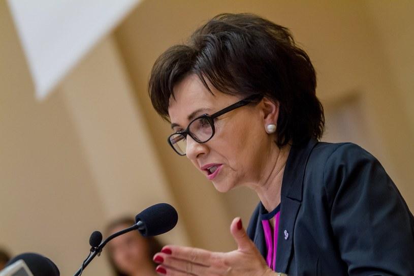 Elżbieta Witek /Sławomir Woch /Reporter