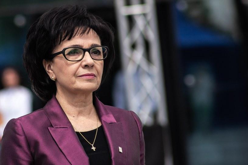 Elżbieta Witek /Magdalena Pasiewicz /East News