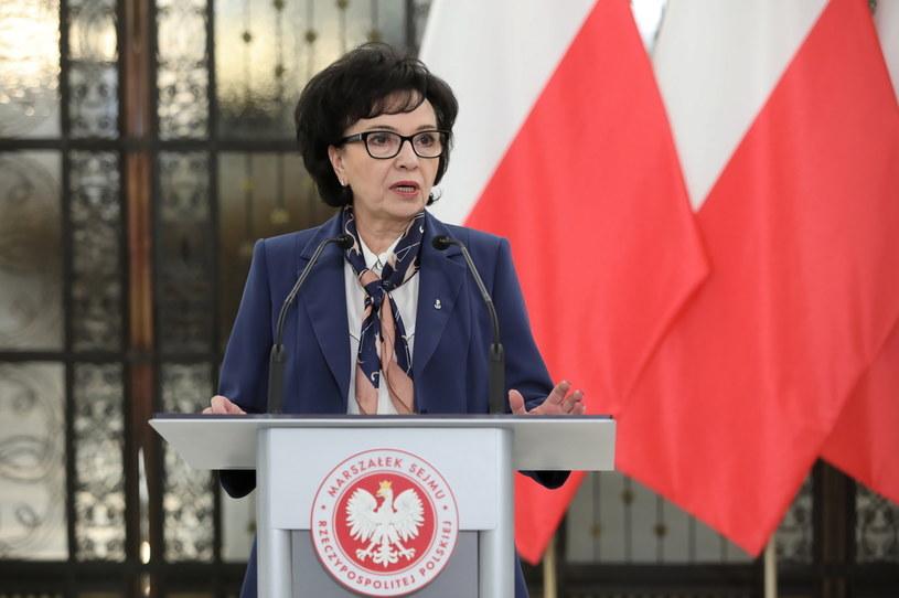 Elżbieta Witek /PAP