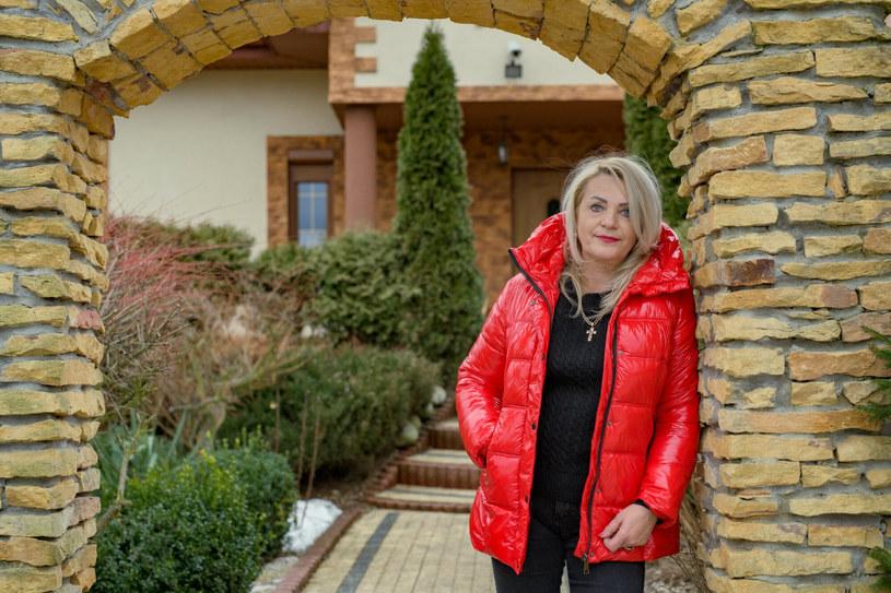 """Elżbieta z """"Rolnik szuka żony"""" /Piotr Matey/TVP/East News /East News"""