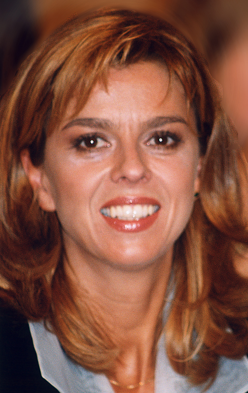 Elżbieta Zającówna, 1999 rok /Mikulski /AKPA
