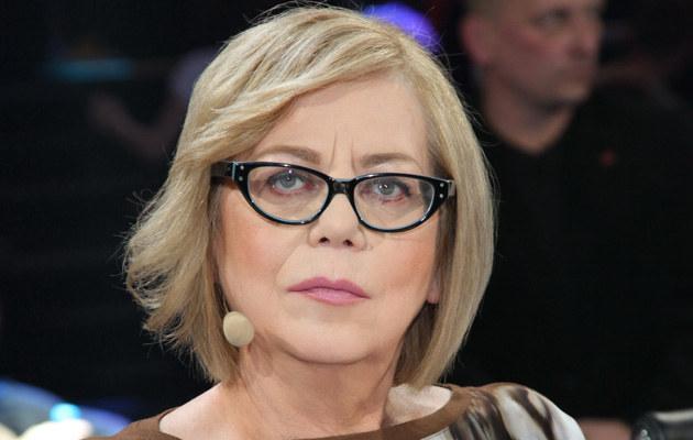 Elżbieta Zapendowska, fot.Andras Szilagyi  /MWMedia