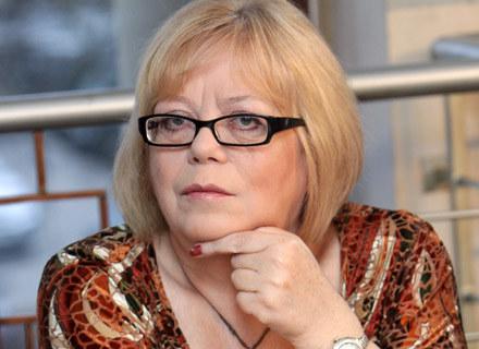 Elżbieta Zapendowska, fot. Paweł Przybyszewski /MWMedia