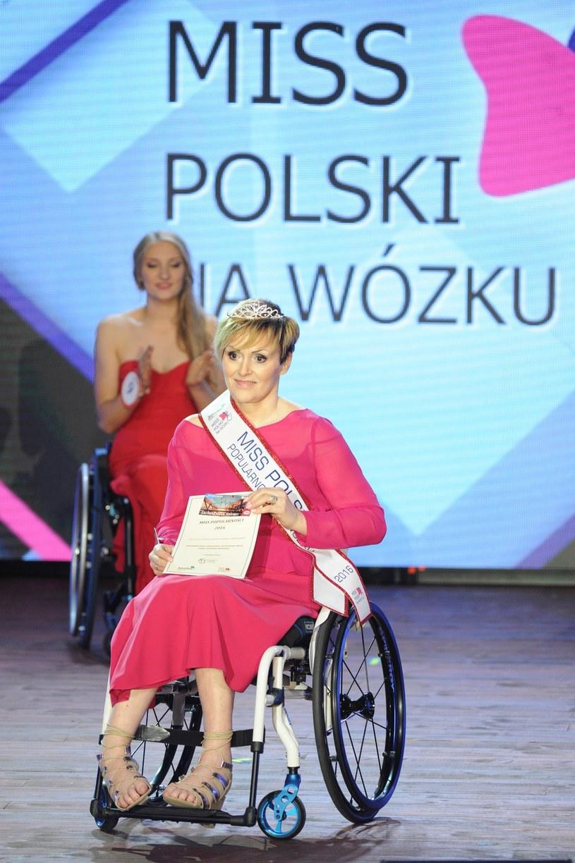 Elżbieta Zarzecka - Miss Polski Popularności /Daniel Gnap /East News