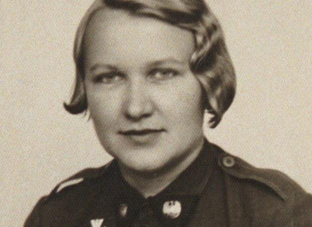 Elżbieta Zawacka - kurierka, cichociemna, generał Wojska Polskiego /Marek Szymański /Agencja FORUM