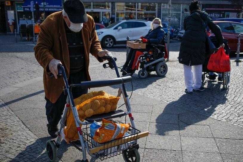 Emeryci w Niemczech dostaną podwyżki /AFP
