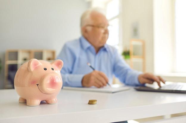 Emeryci wkrótce otrzymają czternastą emeryturę /shutterstock /