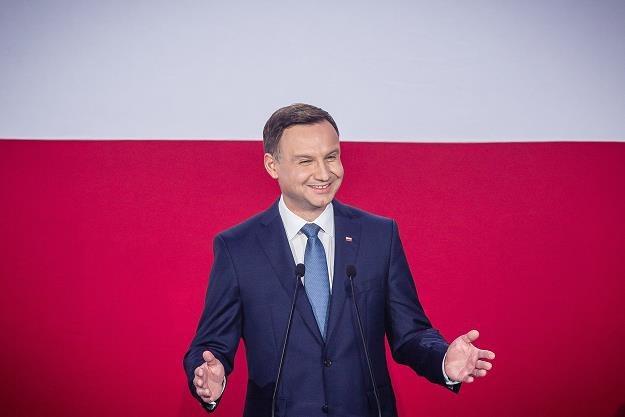 Emerytalnymi i podatkowymi projektami prezydenta Andrzeja Dudy zajmie się już nowy Sejm /AFP