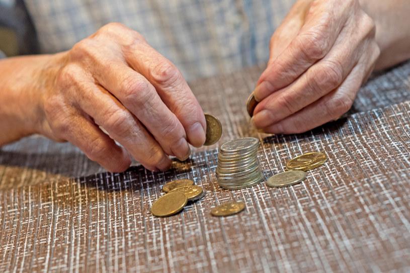 Emerytka ukarana za wykroczenie skarbowe na 5 gr! /123RF/PICSEL