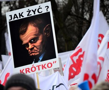 """Emerytur nie odpuścimy! """"Solidarność"""" walczy"""