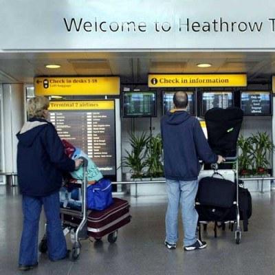 Emigracja do Wielkiej Brytanii staje się mało opłacalna, nawet dla ściany wschodniej /AFP