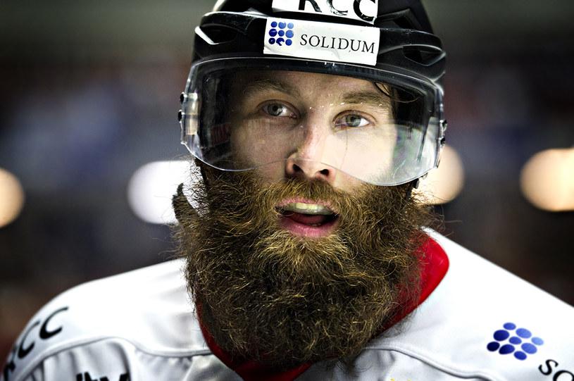 Emil Kaberg jeszcze z brodą /Internet