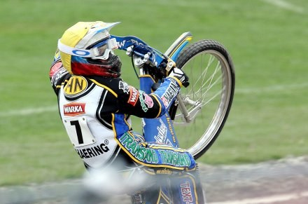 Emil Sajfutdinow/fot. Irek Dorozański /Agencja Przegląd Sportowy