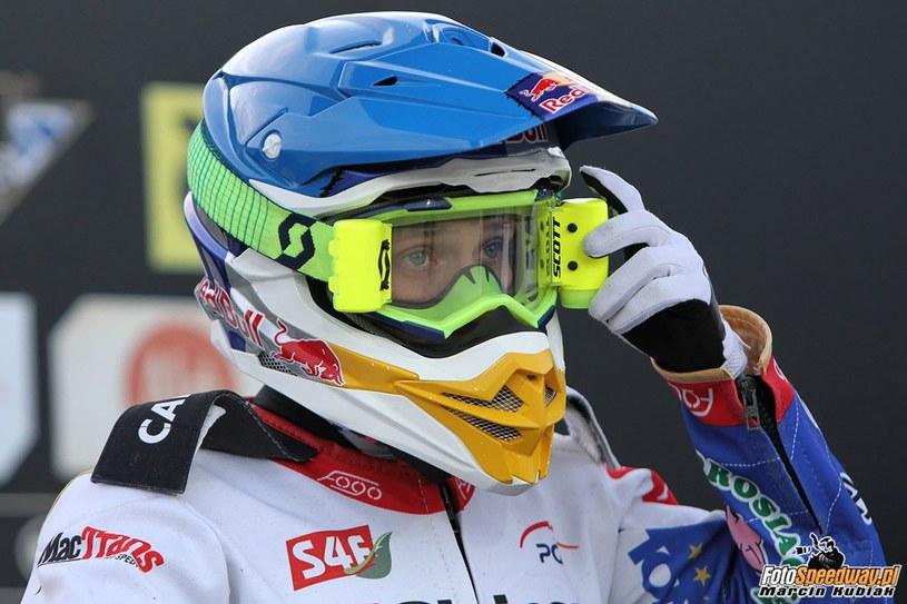 Emil Sajfutdinow /Marcin Kubiak /Flipper Jarosław Pabijan