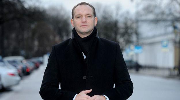 """Emil Stępień, producent serialu """"Służby specjalne"""" /Agencja W. Impact"""