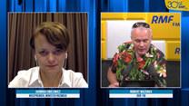 Emilewicz o możliwym odejściu z rządu: Nikt nie prowadził ze mną rozmów
