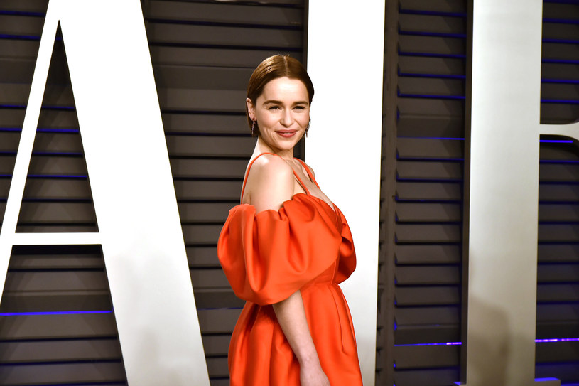 Emilia Clarke. Event /Getty Images