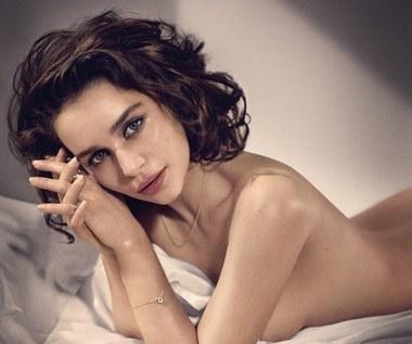 """Emilia Clarke najseksowniejsza wg """"Esquire"""""""