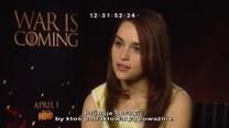 """Emilia Clarke o swojej postaci w """"Grze o tron"""""""