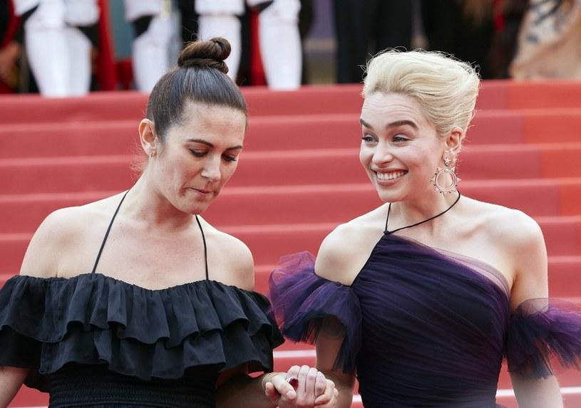 Emilia Clarke w Cannes /Splash News /East News