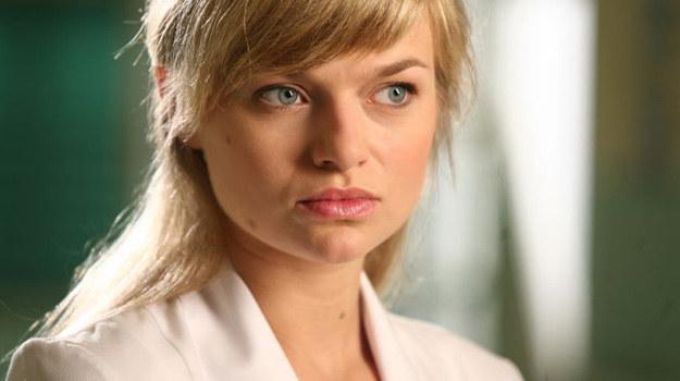 """Emilia Komarnicka w """"Na dobre i na złe"""" wciela się w """"House'a w spódnicy"""" /TVP"""