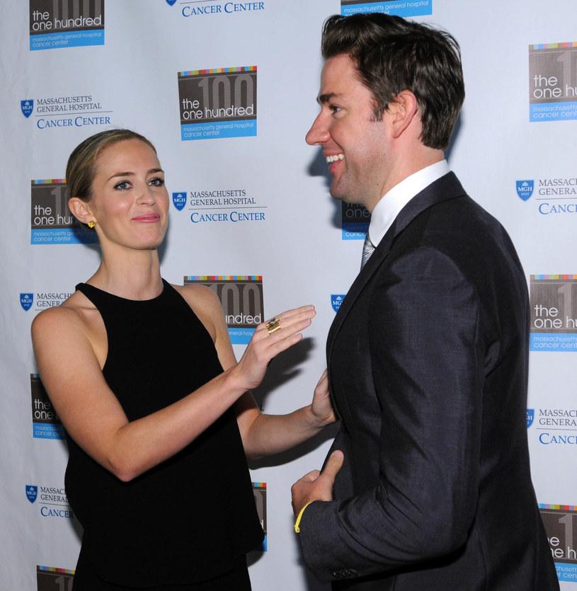 Emily Blunt i John /- /Getty Images