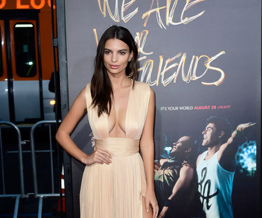 "Emily Ratajkowski na premierze ""We Are Your Friends"""