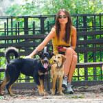 Emily Ratajkowski wyprawiła ślub... swojemu psu
