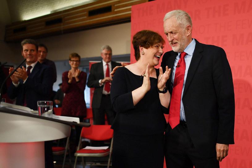 Emily Thornberry i Jeremy Corbyn /AFP