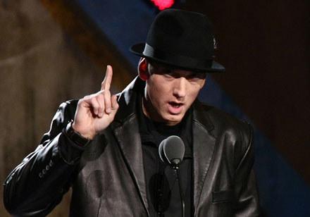 Eminem fot. Michael Loccisano /Getty Images/Flash Press Media