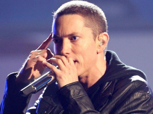 Eminem otrzyma statuetkę Brit Awards fot. Frederick M. Brown /Getty Images/Flash Press Media