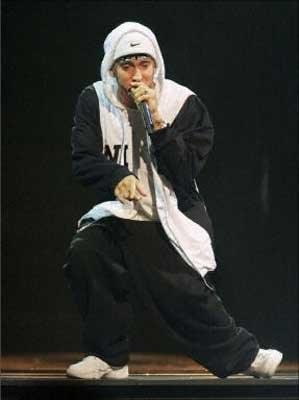 Eminem /arch. AFP