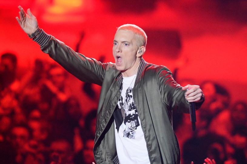 Eminem /Kevork Djansezian /Getty Images