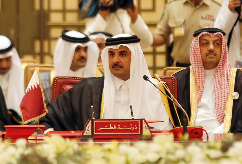 Emir Kataru Sheikh Tamim bin Hamad al-Thani /AFP