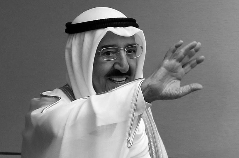 Emir Kuwejtu szejch Sabah al-Ahmad al-Sabah /AFP
