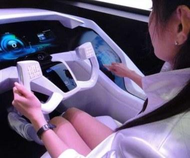 EMIRAI - interfejs samochodu przyszłości według Mitsubishi