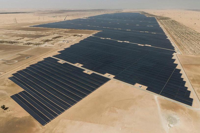 Emirate Water and Electricty Company bije rekord w nowym projekcie /materiały prasowe