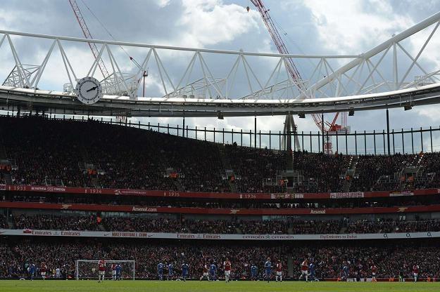 Emirates Stadium - obiekt Arsenalu Londyn /AFP