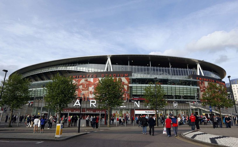 Emirates Stadium /AFP