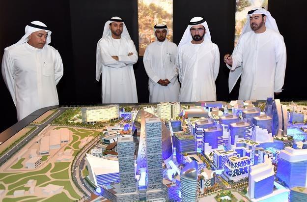 Emiraty Arabskie atrakcyjne dla naszych eksporterów /AFP