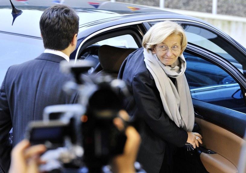 Emma Bonino /AFP