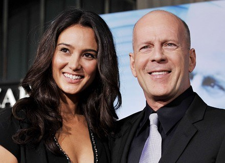 Emma Heming i Bruce Willis /Getty Images/Flash Press Media