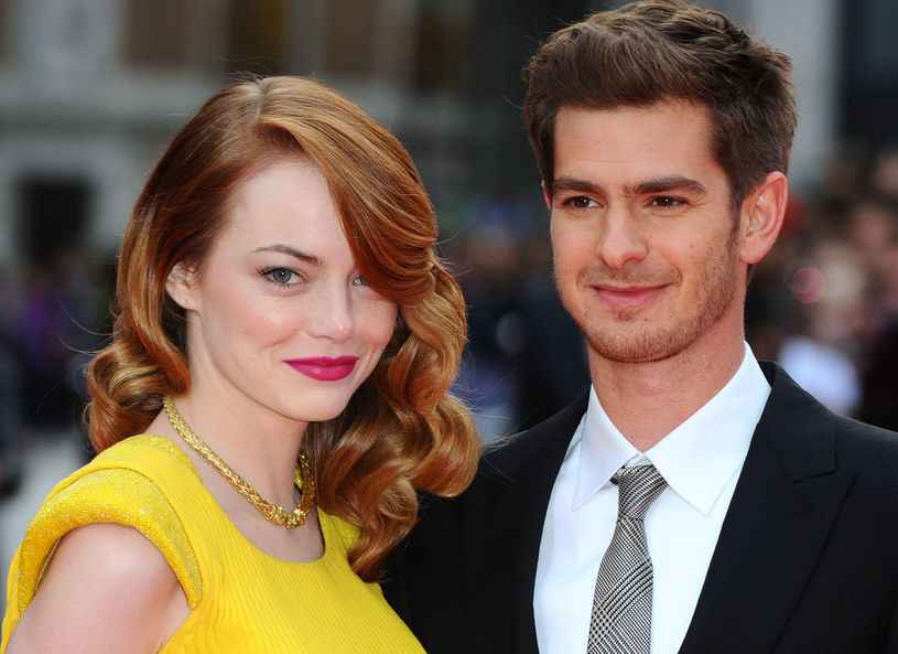 Emma Stone i Andrew Garfield /Getty Images