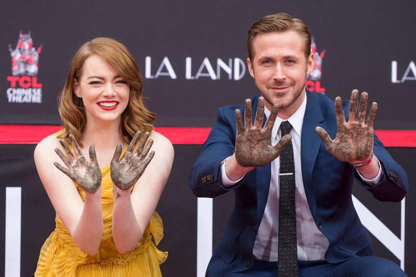 Emma Stone i Ryan Gosling /Emma McIntyre /Getty Images