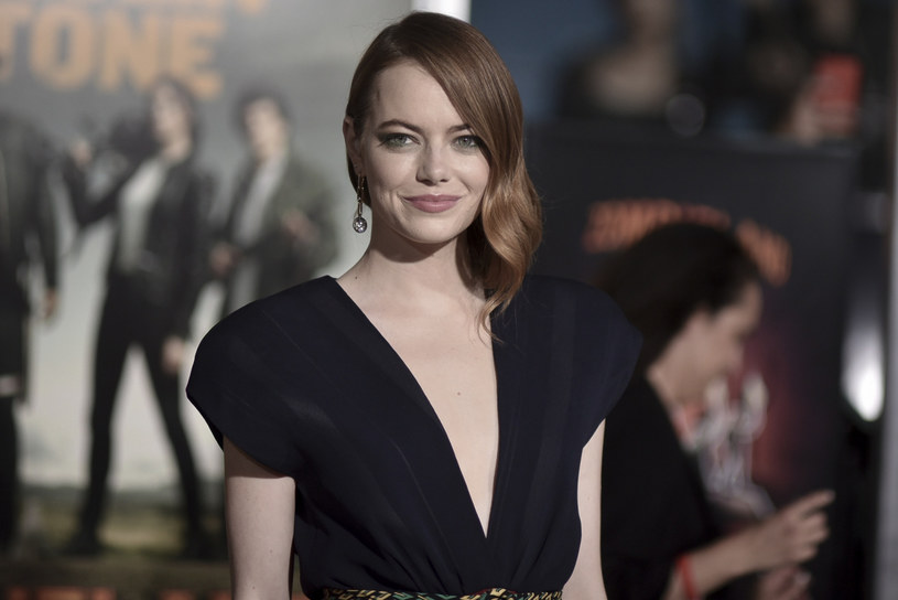 Emma Stone jest już po ślubie? /Invision /East News