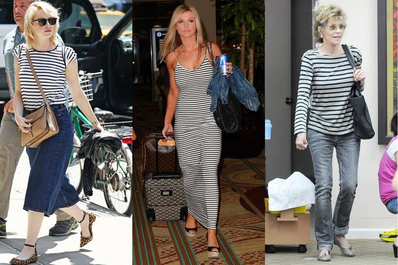 Emma Stone/ Joanna Krupa/ Jane Fonda /East News