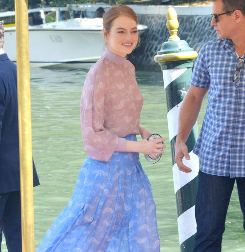 Emma Stone - nowa ikona mody? /East News